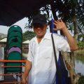 Chào tất cả khách hàng, cần thủ thân quen của hồ câu Lê Thị Riêng.