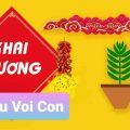 Hồ Câu Voi Con. KHAI TRƯƠNG